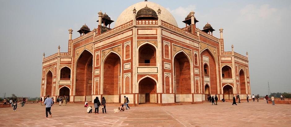 Reflections: 'City of Djinns: A Year in Delhi'  (1993) by William Dalrymple