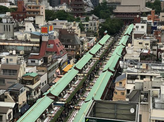 Nakamise Shopping Street, Asakusa