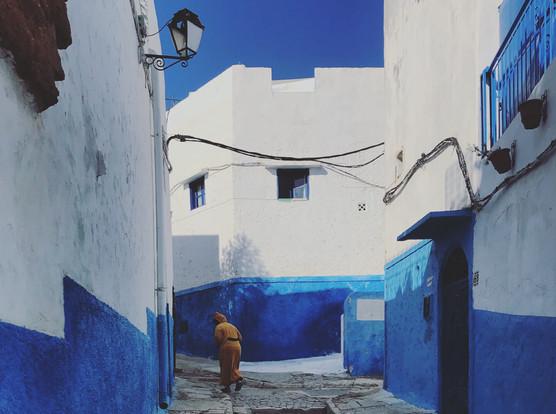 Kasbah of the Udayas, Rabat