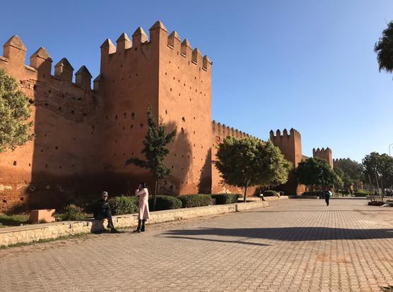 Andalusian Gardens, Rabat