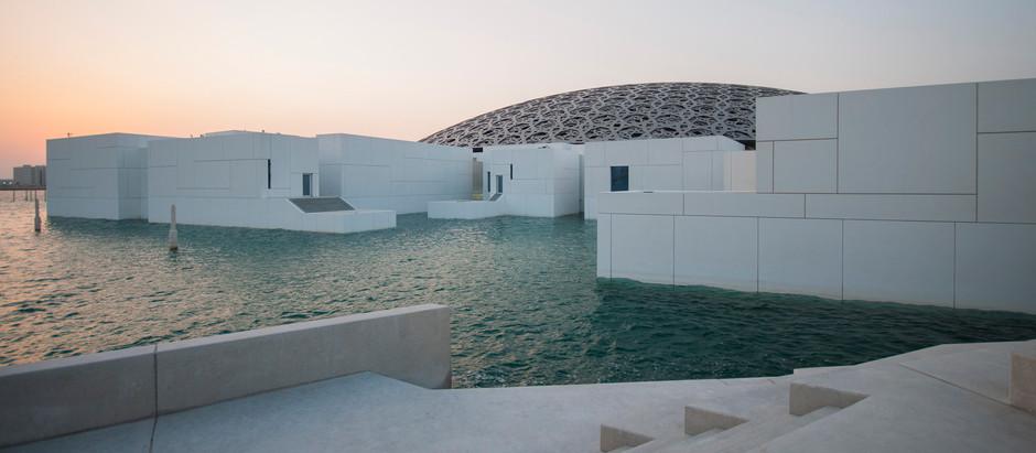 Louvre Abu Dhabi – Utopia realized