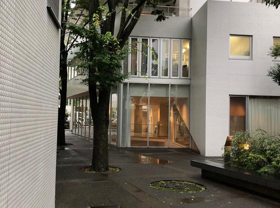 Hillside Terrace Complex; designed by Fumihiko Maki