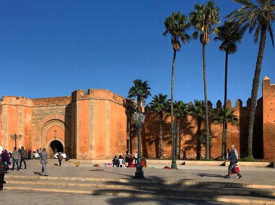 Bab El Had, Rabat