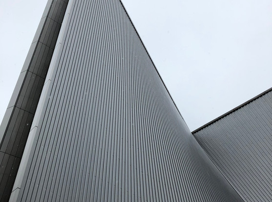 St. Mary's Cathedral, Tokyo; designed by Kenzo Tange
