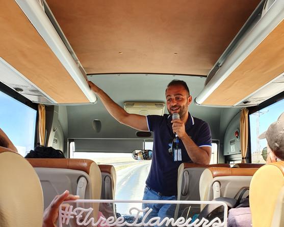 Private tour in Cappadocia