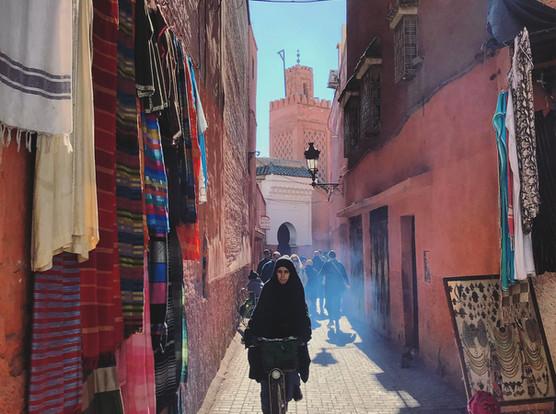 Old Medina, Marrakech