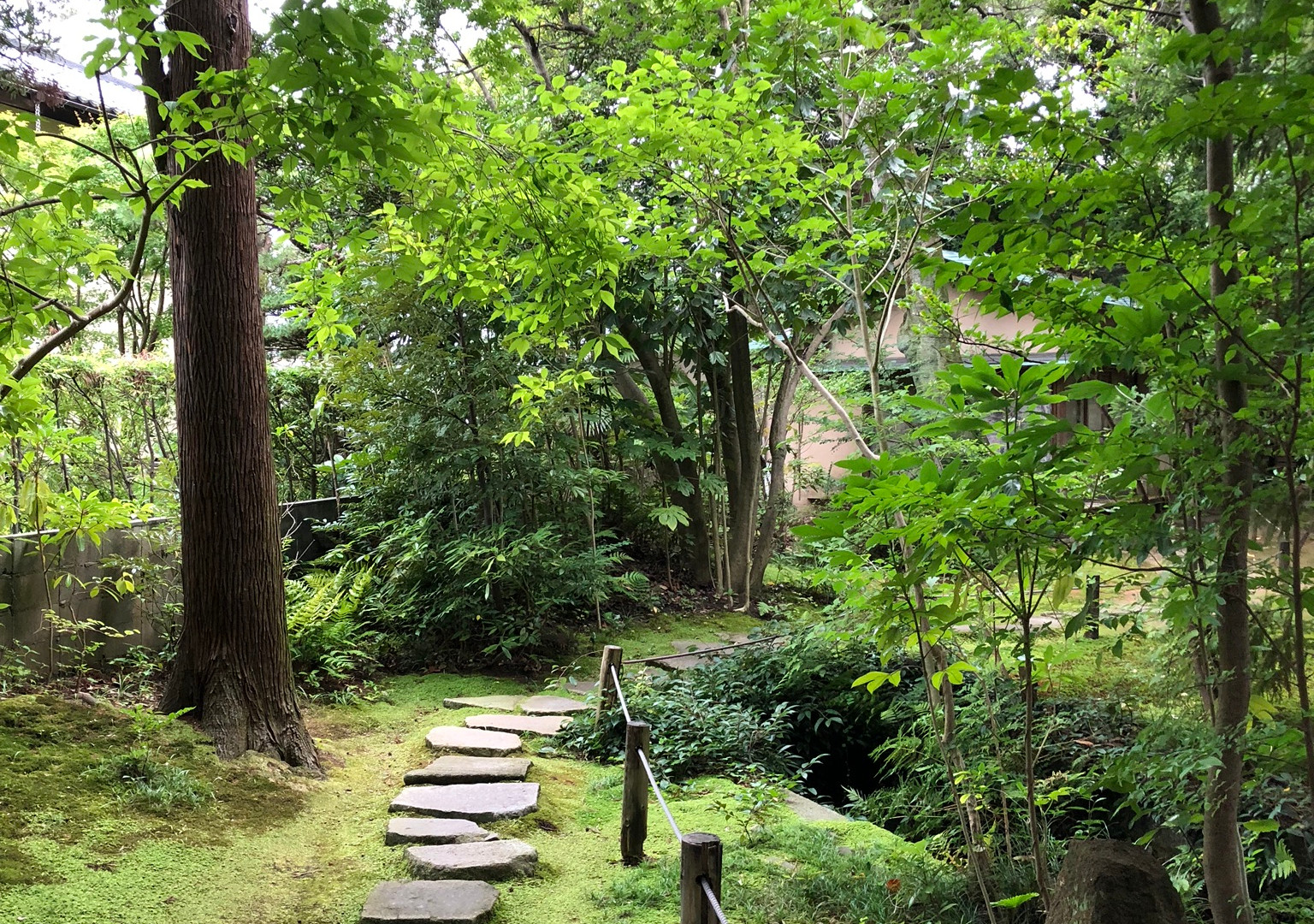 Shofukaku garden, Kanazawa