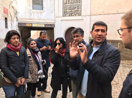 Old Medina tour, Fes
