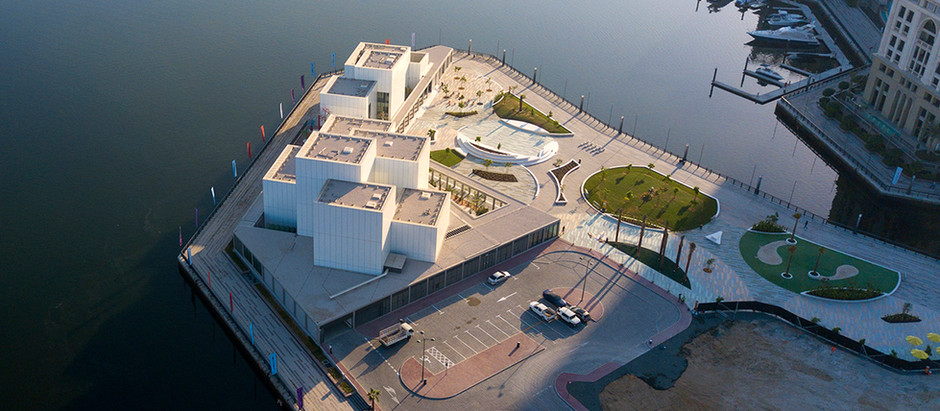 Contemporary 'Local' Architecture in the Emirates