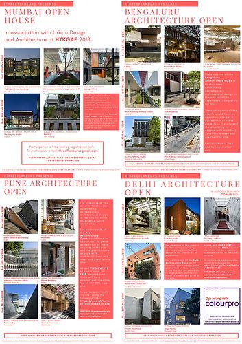 2018 Architecture Opens