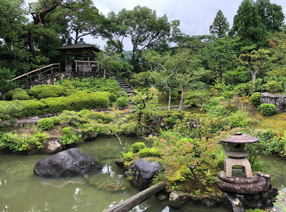 Isuien Garden, Nara