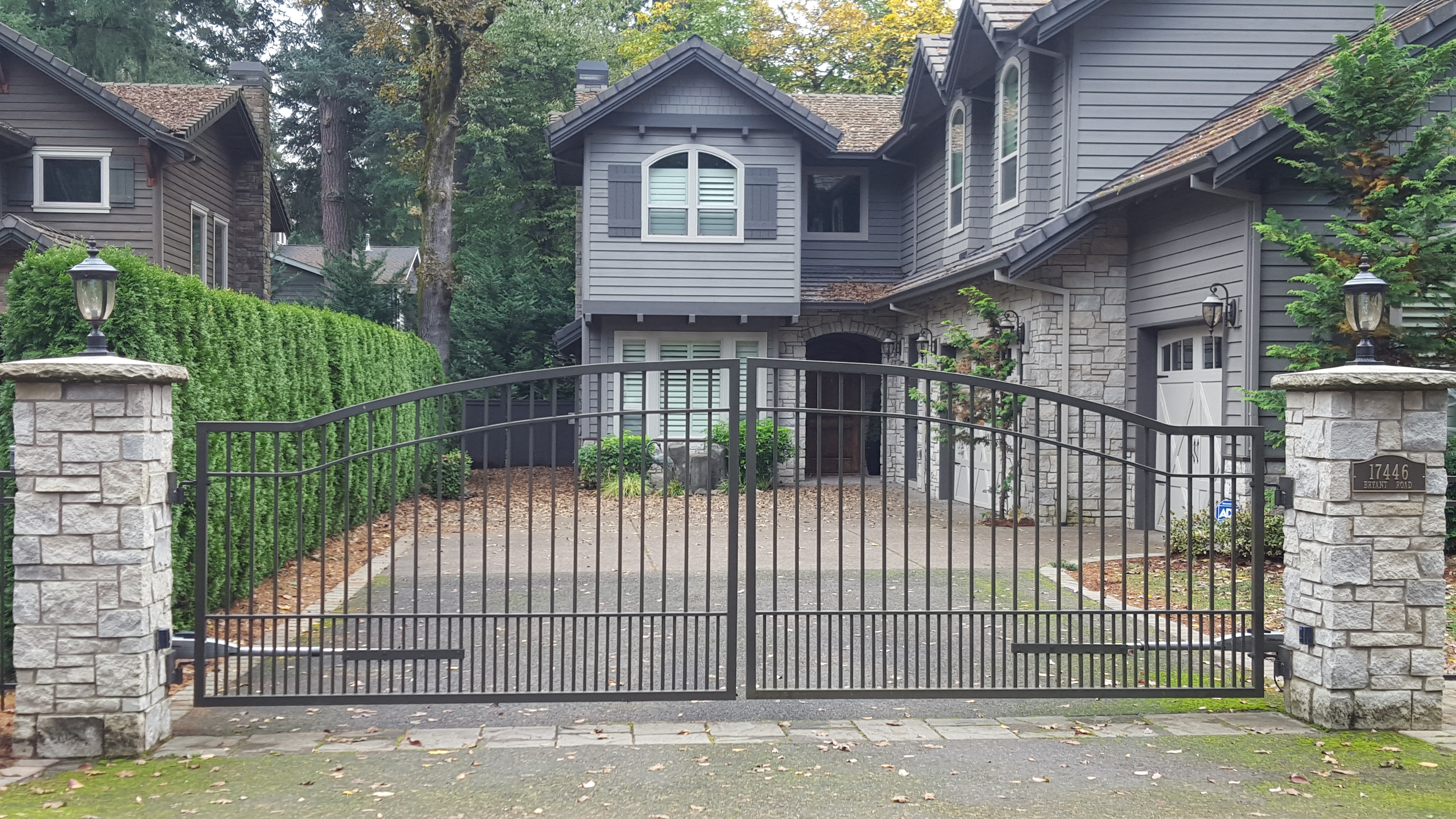 CORNERSTONE FENCING INC