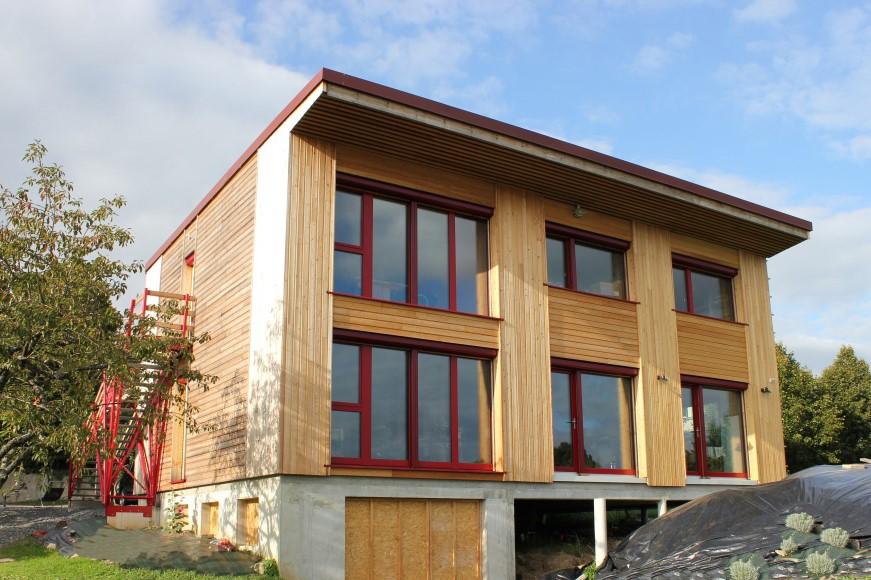 Maison passive certifiée de 275 m²