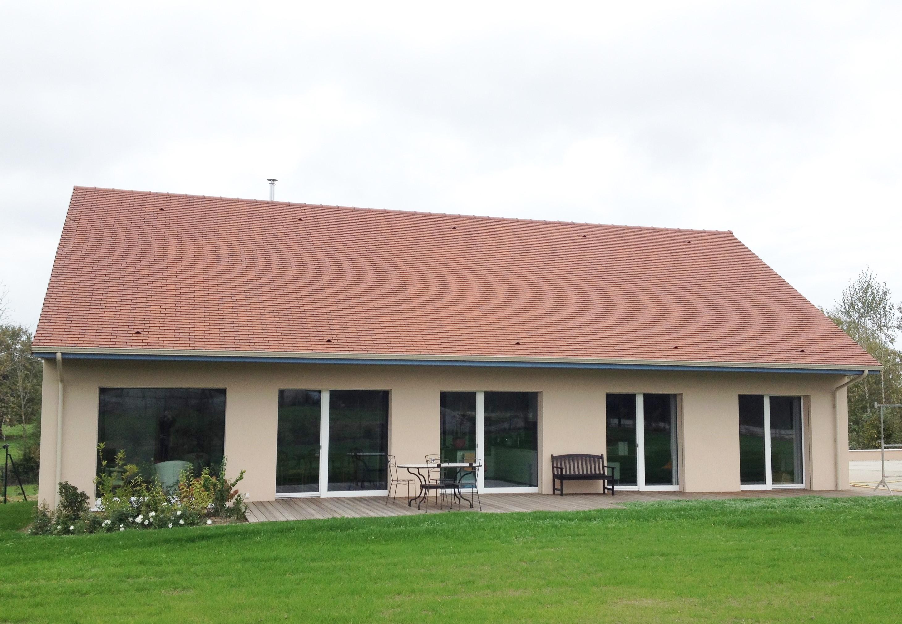Maison passive certifiée de 149 m²