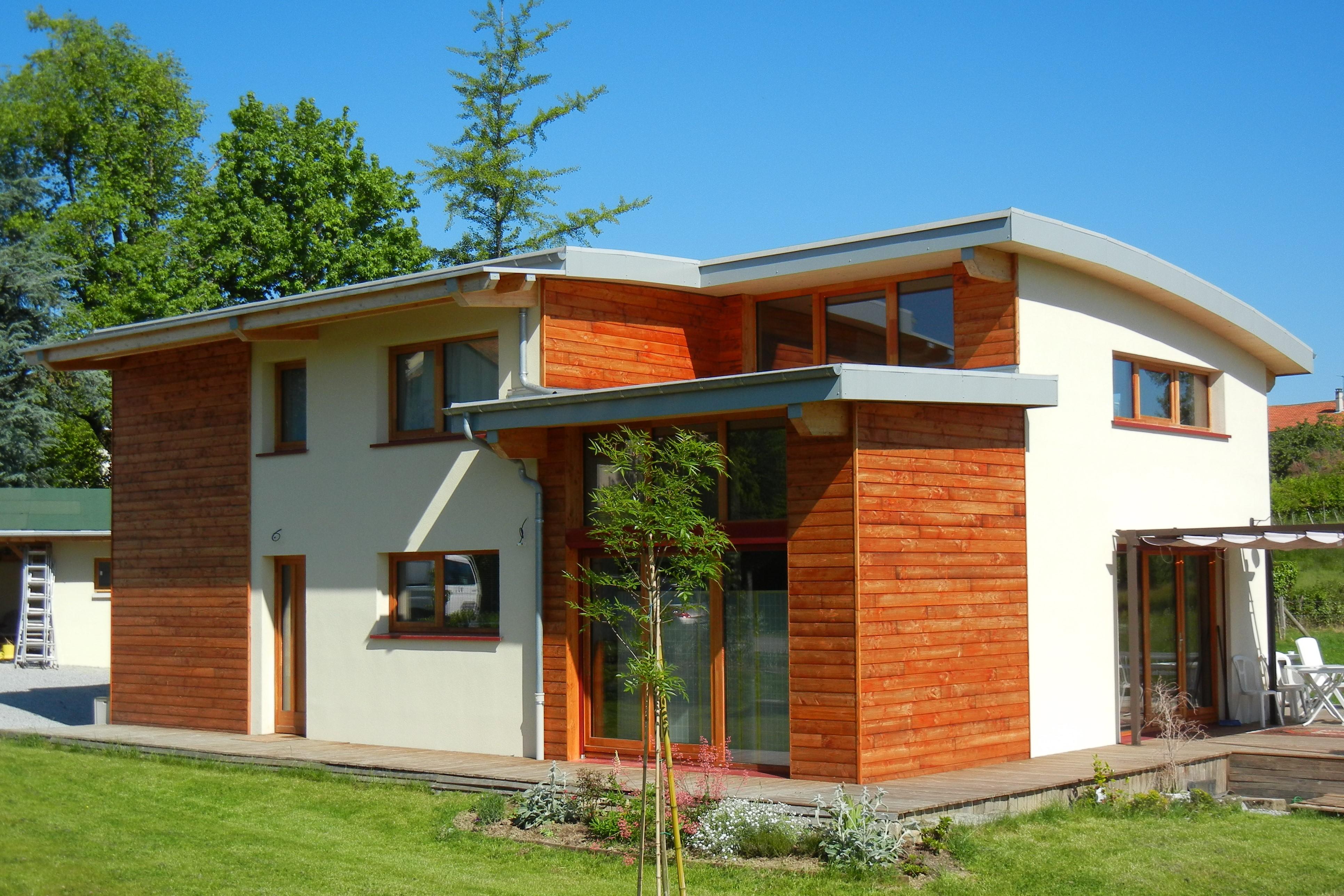Maison passive de 174 m²