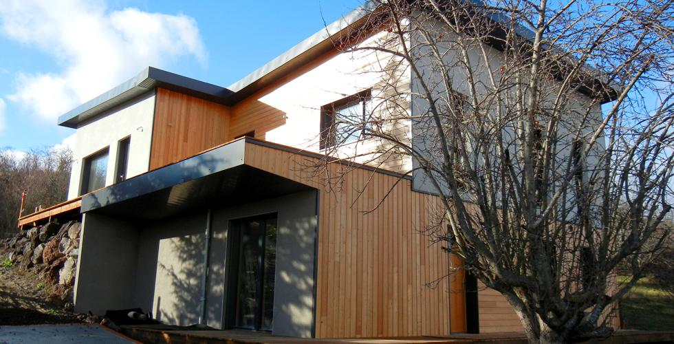 Maison passive de 167 m²