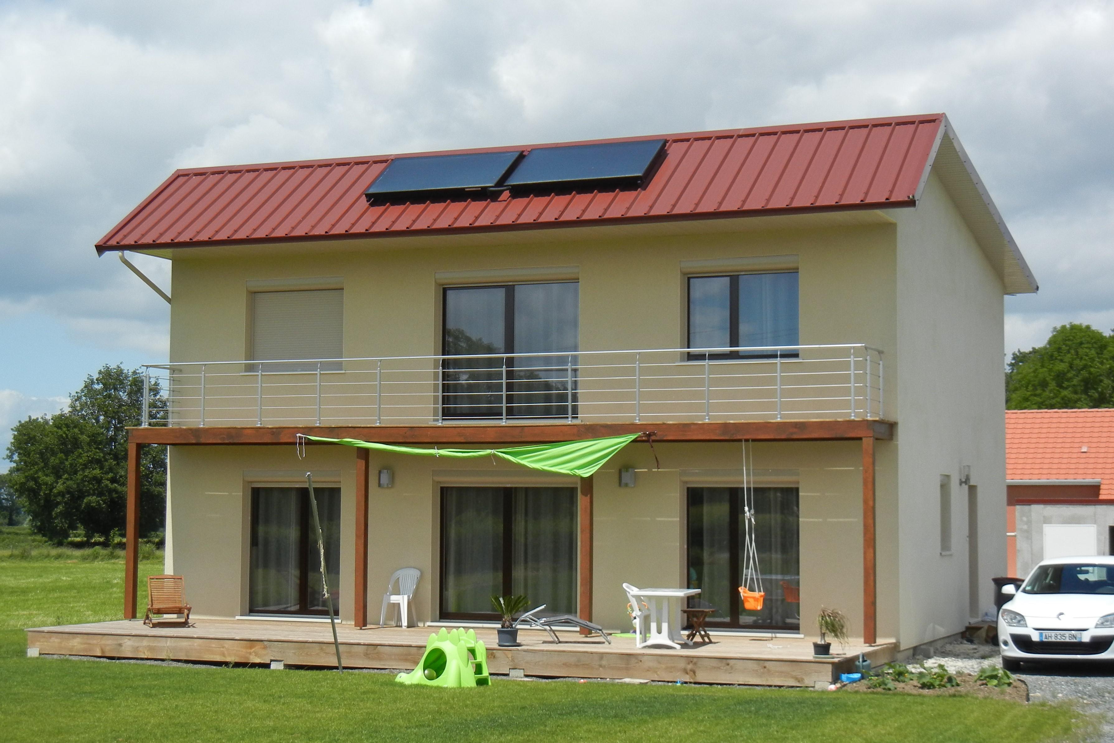 Maison de 165 m²