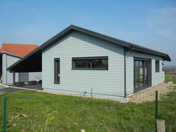 Maison passive de 106 m²
