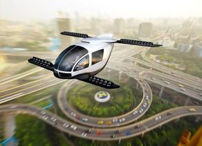 Hey Future! Where's My Flying Car?