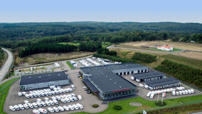 Företagsbesök hos Bengt i Örkelljunga 16 maj