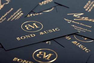 Bond Music