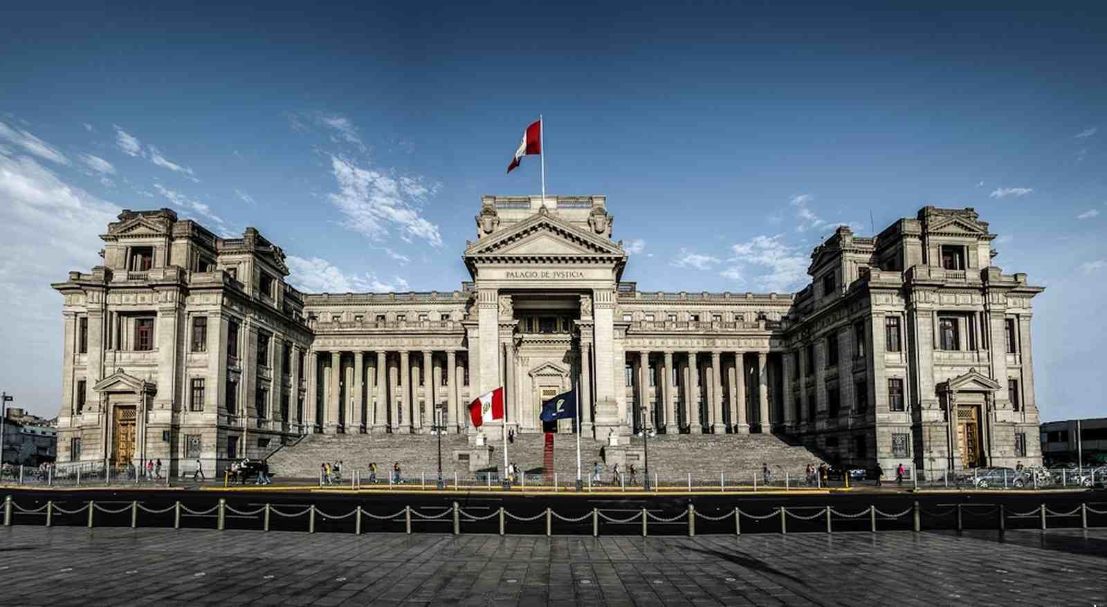 Blog - Palacio de Justicia