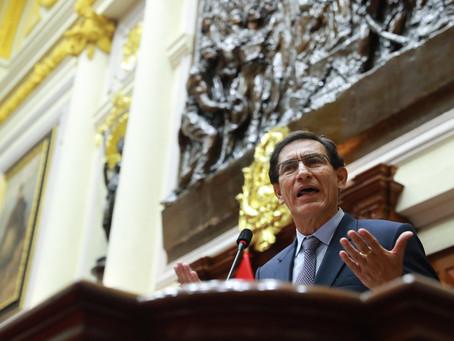 PRONUNCIAMIENTOS   Defensa Constitucional del Presidente de la República