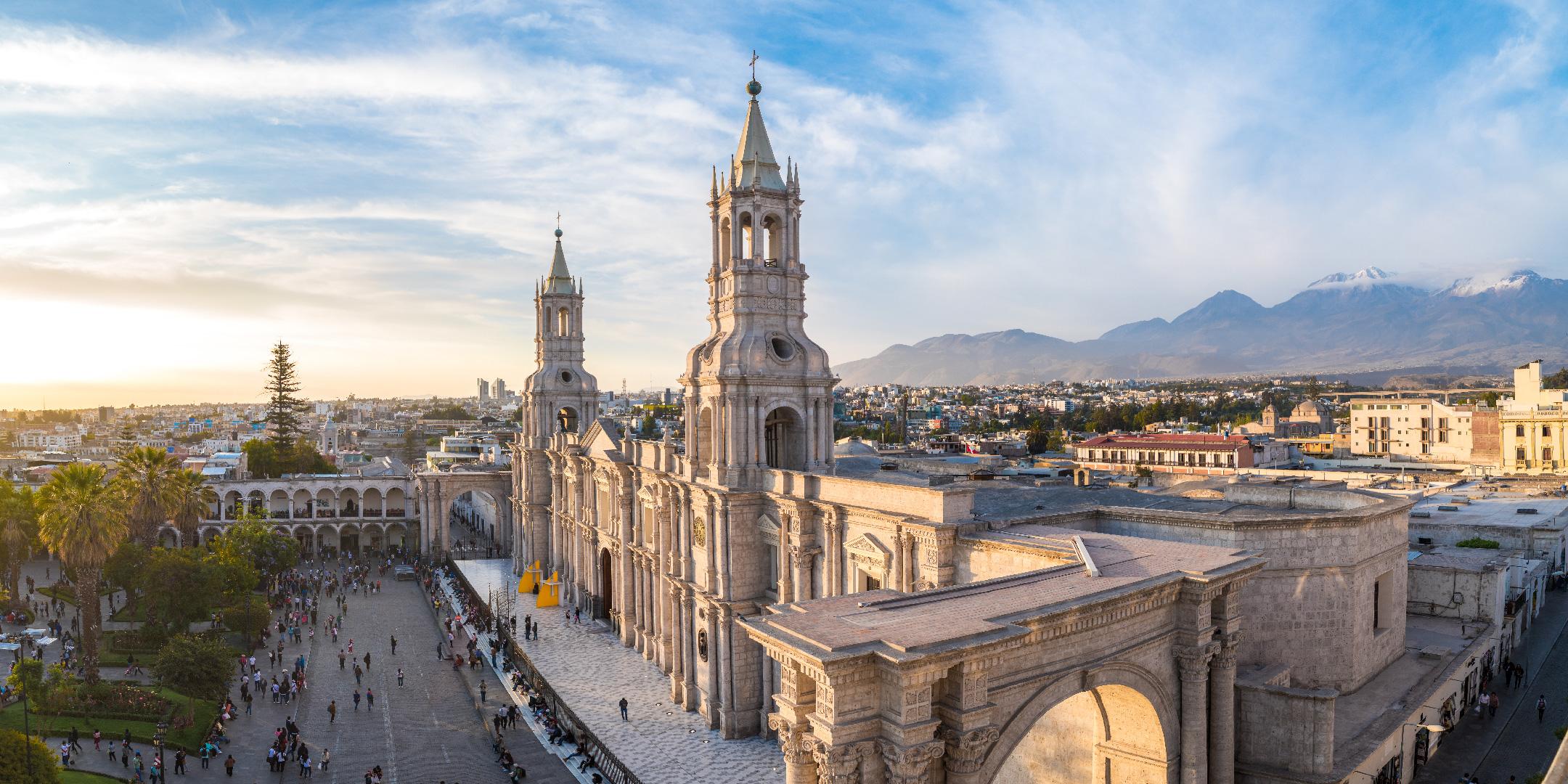 Blog - Arequipa
