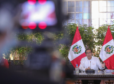 PRONUNCIAMIENTOS | Día N.° 194 de Estado de Emergencia