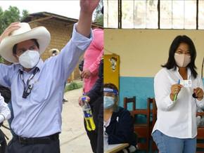 COLUMNAS | Carlos Escaffi [TVN]: Entrevista sobre elecciones en Perú