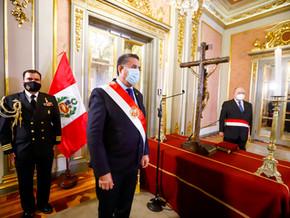 COLUMNAS | Carlos Escaffi [La Tercera]: Manuel Merino, una presidencia breve y sinuosa