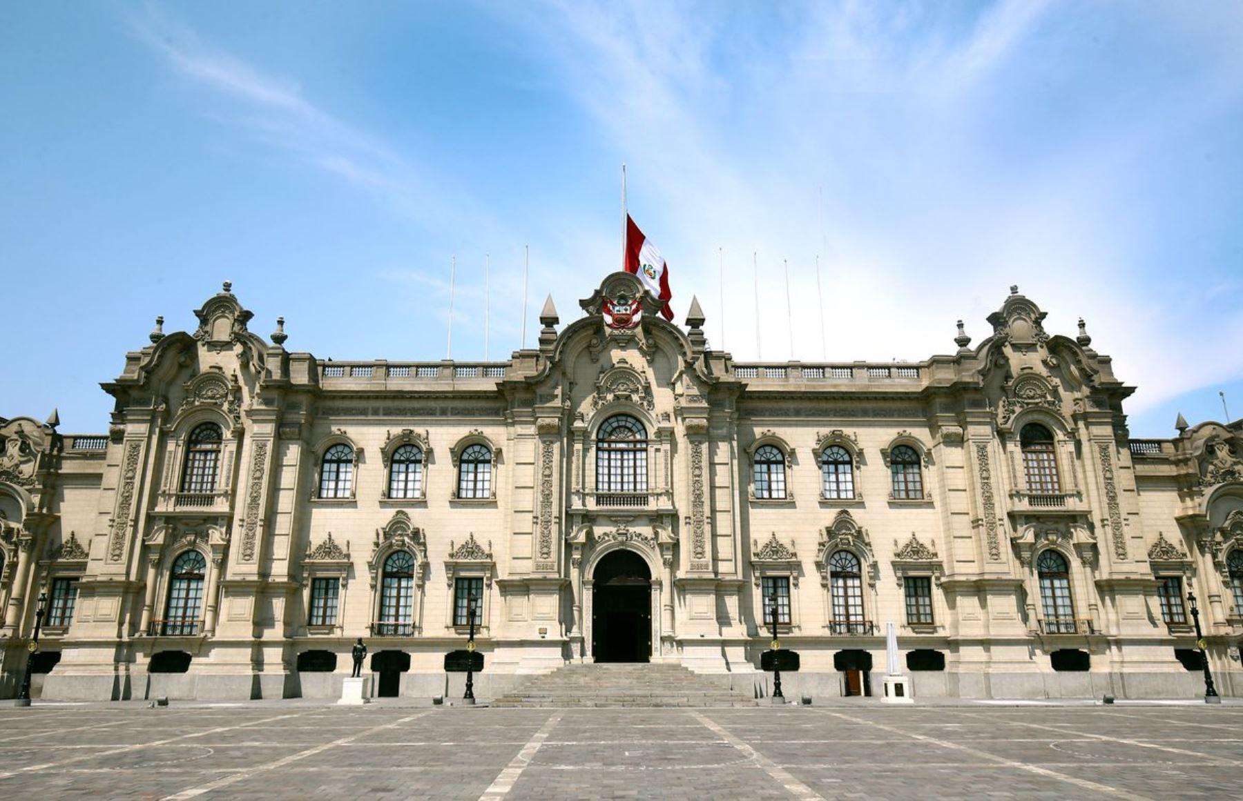Blog - Palacio de Gobierno