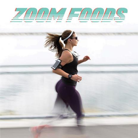 Zoom Foods Branding Elements