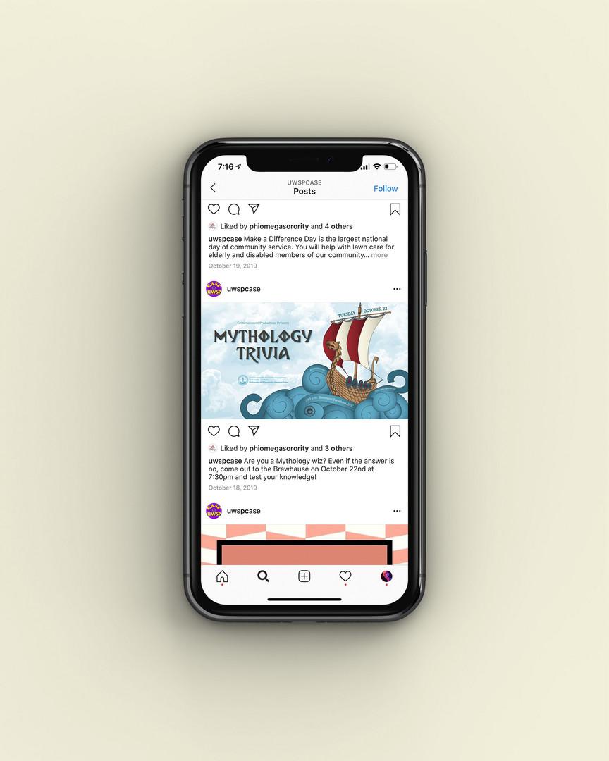 Instagram Event Post