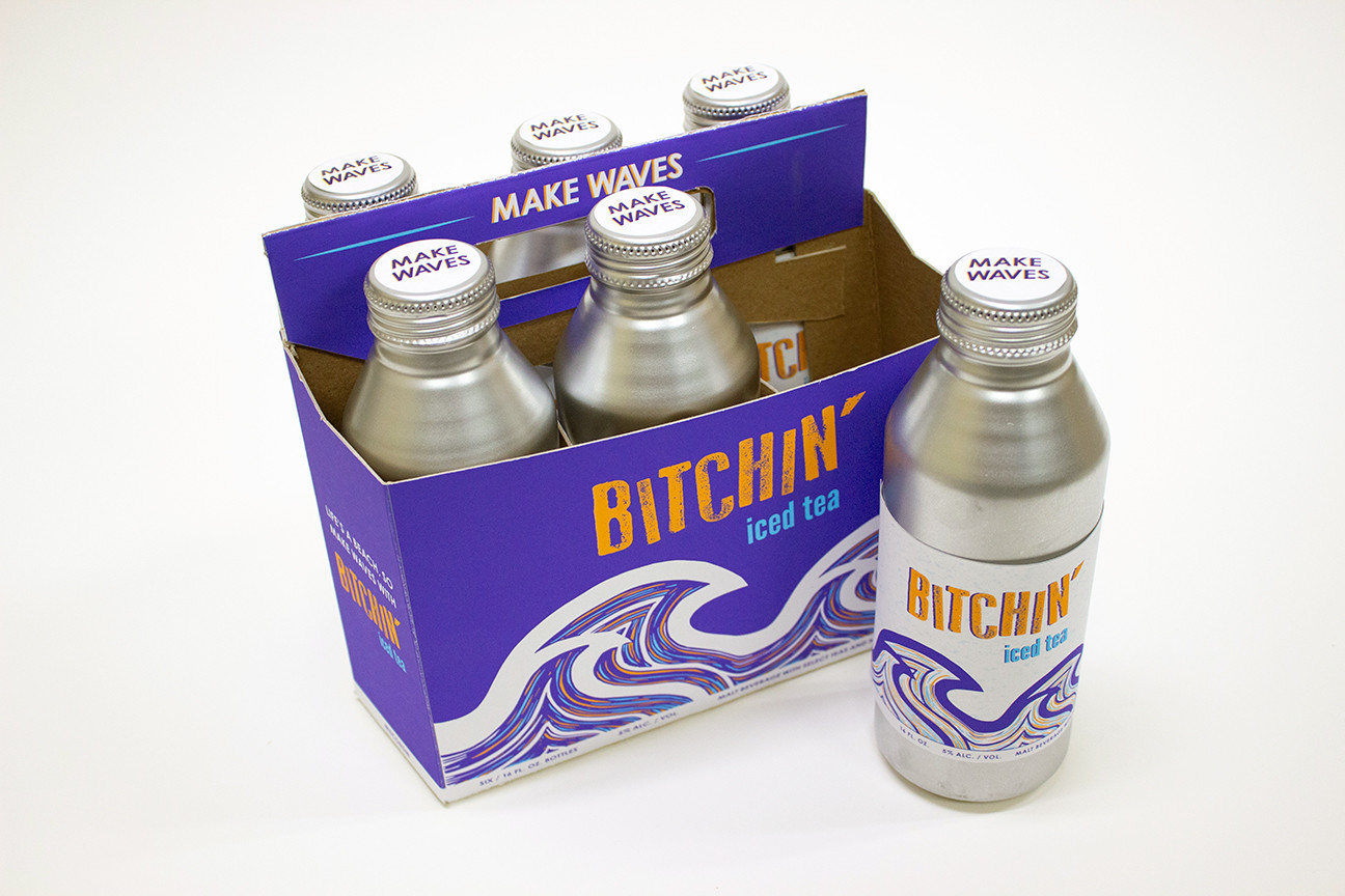 Bitchin' Iced Tea 6-Pack