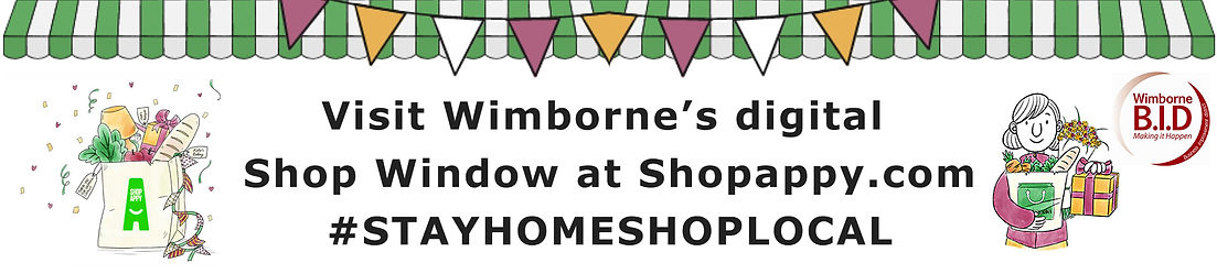 Shopappy | Your Local Shops all in one place, Wimborne