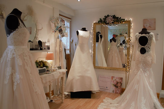 Rose's Bridal room