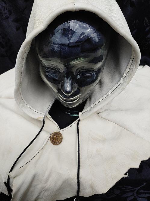 Ranger Hood (White Deerskin)