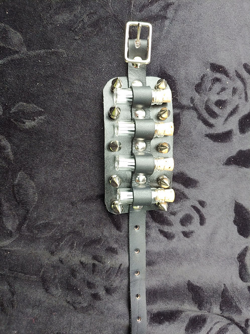 Vial Bracelet (With Spikes)