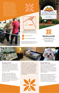 Trousdale Living Community Brochure
