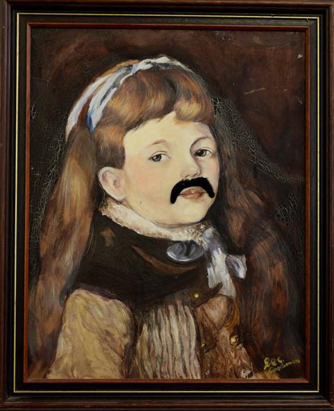 moustache Envy 1