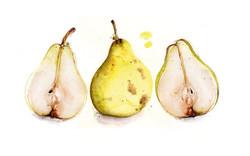 Pear trio (1)