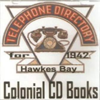 HawkesBay Telephone Directory for 1942