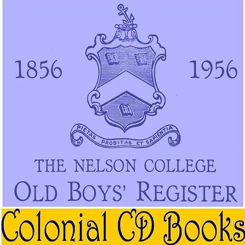 Nelson College Old Boys Register
