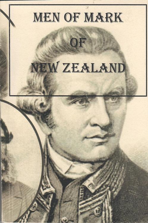 Men of Mark in New Zealand, 1886