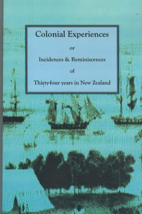 Colonial Experiences by William Pratt, 1877