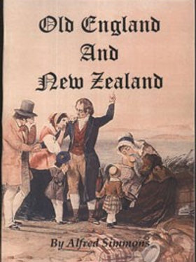 Old England and New Zealand by Alfred Simmons.