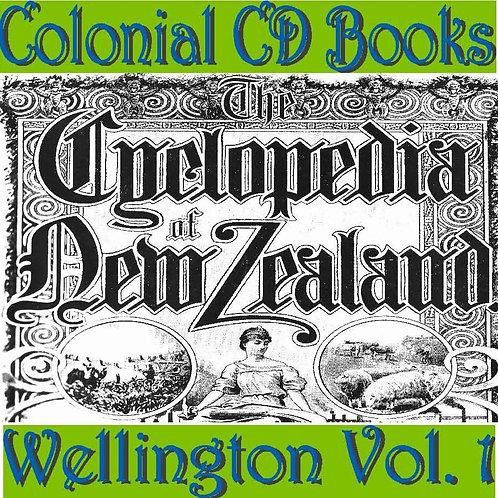 Cyclopedia of New Zealand Volume One, Wellington