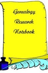 Genealogy Research Notebook