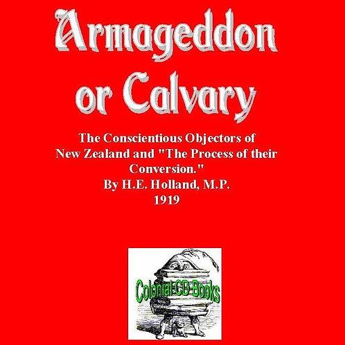 Armageddon or Calvary